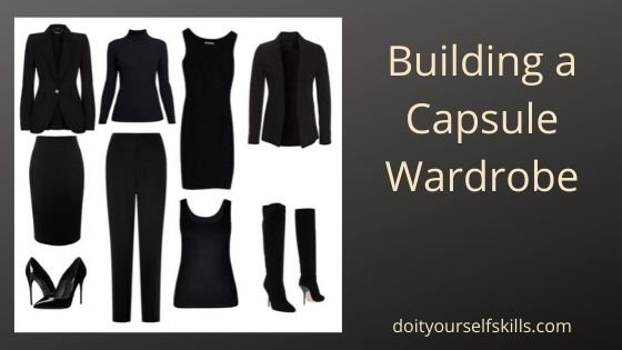 Classic wardrobe pieces for a capsule wardrobe