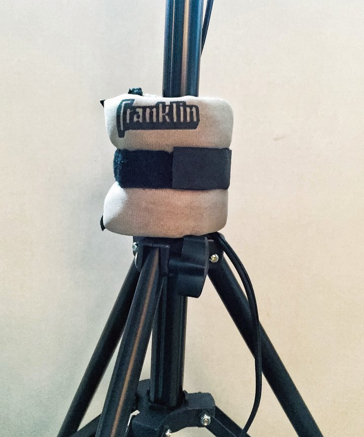 Weights for soft box lighting stands