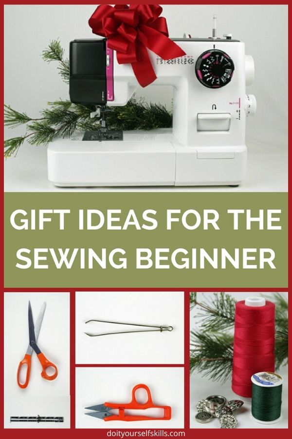 Gift ideas for the sewing beginner